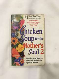 Chicken soup for the mother soul 2