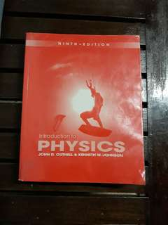 Introduction to Physics 9th edition