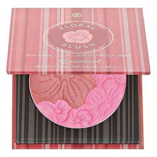Bh cosmetics honolulu hideaway floral blush