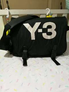 Y3 Adidas Messenger Bag