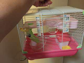 Small Cage.