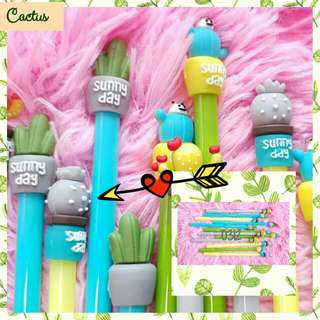 12pcs Cactus pens
