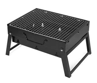 [Large] Foldable portable BBQ grill
