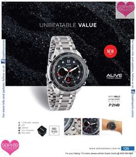 Unbeatable Value Watch