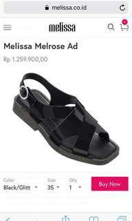 Melissa Melrose Ad