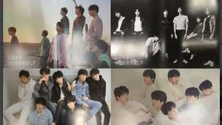 [WTS] BTS LY TEAR POSTERS