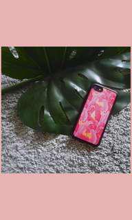 🚚 Pink floral iphone X  8 8 plus 7 7 plus phone case