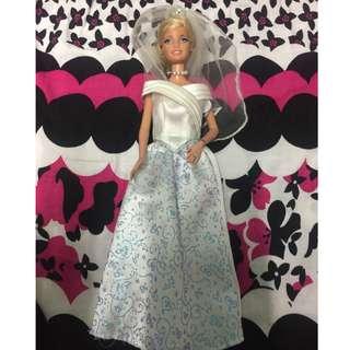 Authentic Barbie