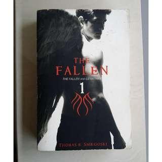 The Fallen and Leviathan by Thomas E. Sniegoski