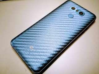 LG G6+ 128GB Marine Blue Rare