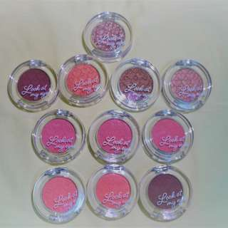 Etude House Look At My Eyes Normal/ Jewel / Cafe Eyeshadow Clearance Sale