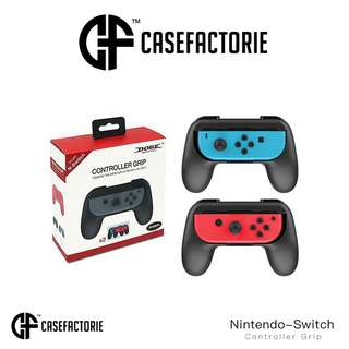 Casefactorie TNS-851 Controller Grip for Nintendo Switch Joy-Con 2 Pack