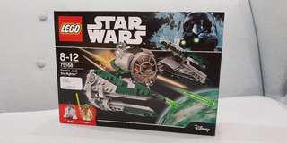 Lego Star Wars 75168 Yoda Star Fighter