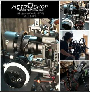 DOP videography photography service