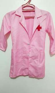 Doctor's lab gown for kids