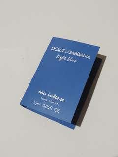 Dolce & Gabbana Light Blue eau Intense women 1,5 ml