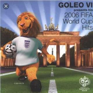 2006 世界盃吉祥物 ~ GOLEO VI