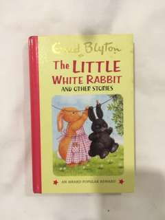 The little white rabbit by Enid blyton