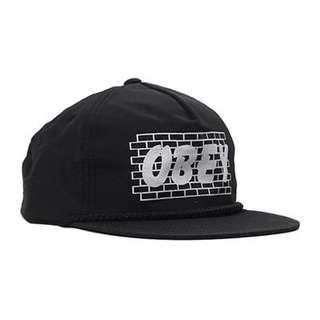 Clearance- BN Obey Brickwall Snapback