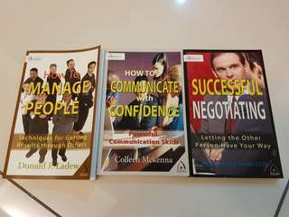 Motivational/Self-help Books