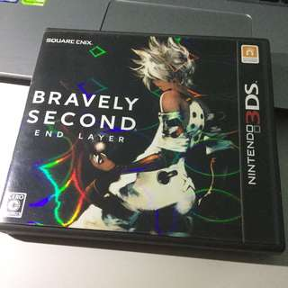 Bravely Second End Layer Japanese release