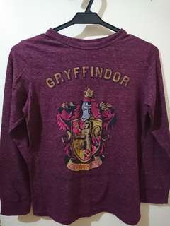 Gryffindor Long Sleeves
