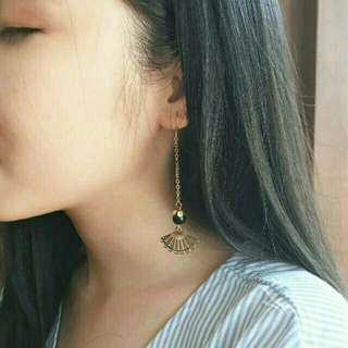 Anting etnic korea import