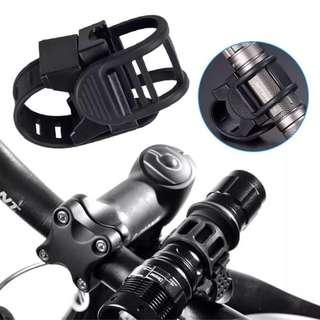 Brand new: Bicycle 360° Flashlight Holder