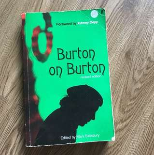 Burton on Button — Tim Burton