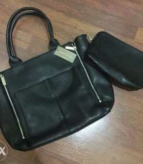 Charles and Keith Work Tote Bag