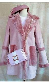 Stradivarius Winter Coat
