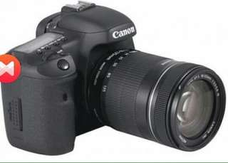 700d canon with 18-135mm  IS