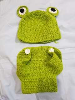 Frog Crochet/Rajutan Kodok
