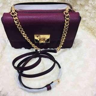 Authentic MK 2in1 Crossbody Bag & Wallet