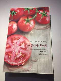 Nature Republic-Tomato Mask