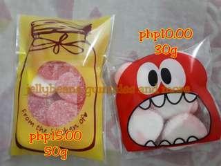 Pocket Size Assorted Gummy Candy