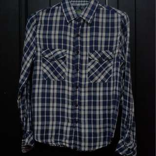Bench Flannel Shirt - Small