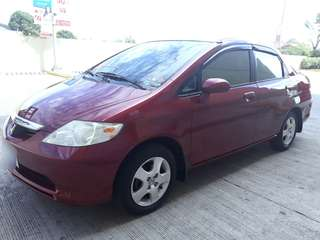 2003 honda city idsi matic