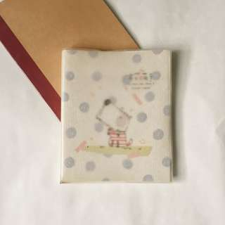 Dog Stationery Notebook
