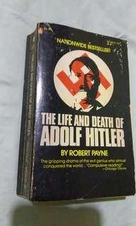 The Life and Death of Adolf Hitler by Robert Payne