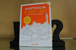 Australia: The World's Longest Dot-to-Dot Book