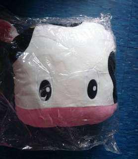 乳牛娃娃抱枕