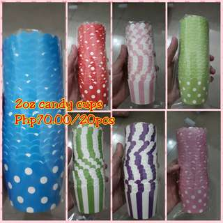 Candy Cups 2oz