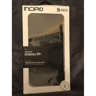 Genuine Incipio NGP Folio Translucent Folio Case for Samsung Galaxy S9+ Plus
