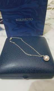 Auth peral bracelet from mikimoto