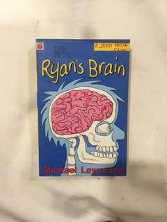 Ryan's brain book