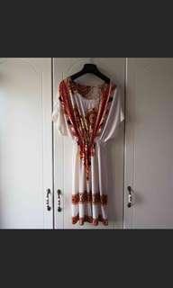 🚚 圖騰設計洋裝👗