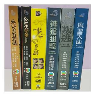 HK Drama (DVD)