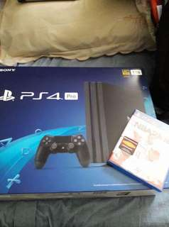 ✅ PS4 PRO with NBA 2k18 ✅