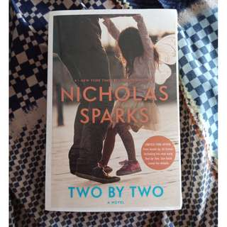 TWO BY TWO - BY NICHOLAS SPARKS